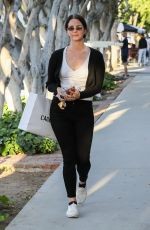 Lana Del Rey Indulges in some retail therapy at L