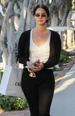 Lana Del Rey Out in West Hollywood
