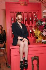 Larsen Thompson At Hotel Vivier Los Angeles Cocktail Party