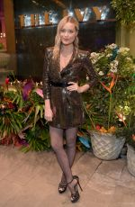 Laura Whitmore At The Ivy Manchester Roof Top Re-launching a Circus in Manchester