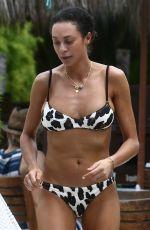 Lilly Becker In bikini in sunny Miami Beach