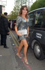 Lizzie Cundy At Once Upon A Time in London UK Film Premiere in London