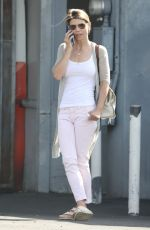 Lori Loughlin Out getting a car wash in Los Angeles