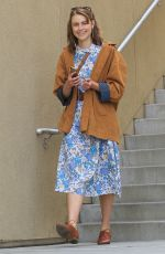 Lucy Fry Out in Beverly Hills