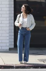 Lucy Hale Out in Studio City