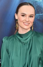 Madeline Carroll At Breakthrough Film Premiere at Regency Village Theatre in Los Angeles
