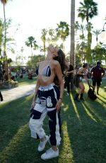 Madison Beer At Coachella Valley Music and Arts Festival in Indio - Day 2
