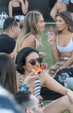Madison Beer Attending the Coachella Valley Music And Arts Festival in Indio