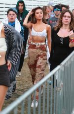 Madison Beer Out at Coachella Valley Music and Arts Festival in Indio