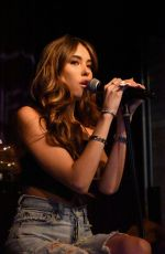 Madison Beer Performs at ASOS celebrates partnership with Life Is Beautiful at No Name in LA