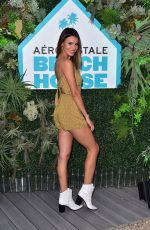 Madison Reed At Aero x Repreve Eco Friendly Collection in Malibu