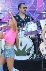 Maren Morris Performs on stage during Day 2 at Tortuga Music Festival in Fort Lauderdale