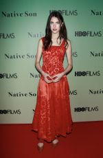 Margaret Qualley At HBO