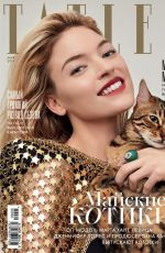 Martha Hunt - Tatler Magazine Russia, May 2019