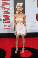Meagan Good At Warner Bros. Pictures And New Line Cinema