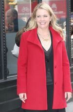 Melissa Joan Hart At the BUILD Series in New York