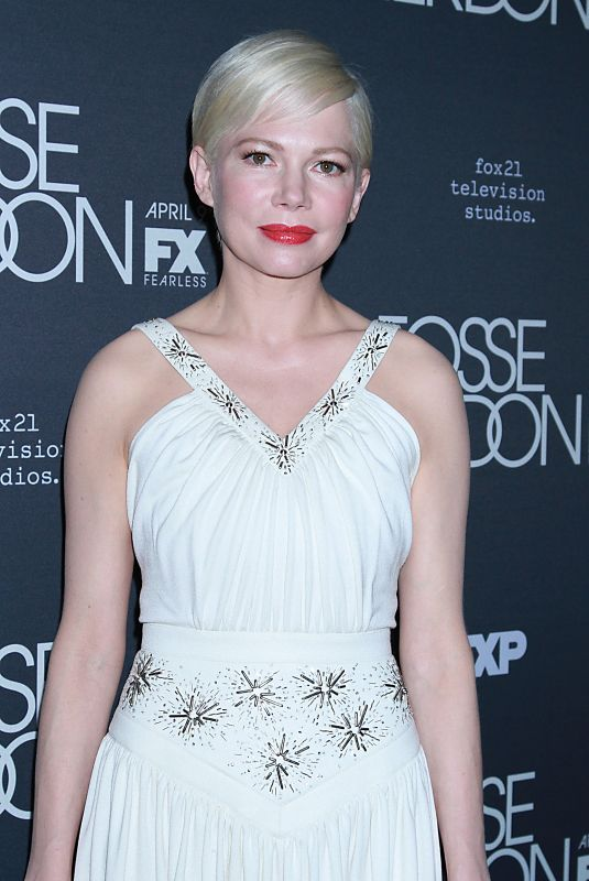 Michelle Williams At