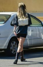 Miley Cyrus Out in Studio City