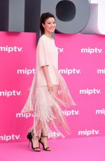 Mina Fujii At 2nd Cannesseries at Palais Des Festivals in Cannes