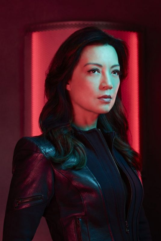 Ming-Na Wen - Agents of S.H.I.E.L.D, Season 6 Poster