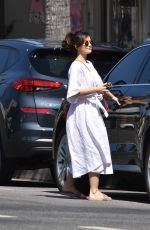 Minka Kelly Out in LA
