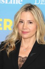 Mira Sorvino At Deadline Contenders Emmy Event, Paramount Theatre, Los Angeles