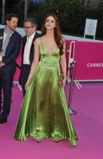 Miriam Leone At 2019 cannes international series festival opening Ceremony