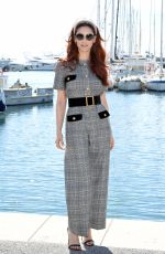 Miriam Leone At Jury photocall on day five of the 2nd Canneseries International Series Festival in Cannes, France