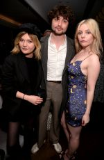Nell Hudson At Lyaness Bar launch party, The Sea Containers, London
