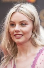 Nell Hudson At The Olivier Awards 2019 with MasterCard at Royal Albert Hall in London