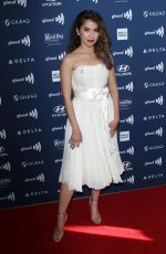 Nichole Bloom At 30th Annual GLAAD Media Awards in Beverly Hills