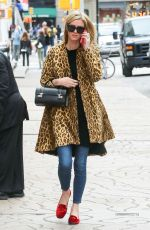 Nicky Hilton Out for a walk in New York