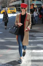 Nicky Hilton Out for a walk in New York City