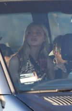 Nicola Peltz Arrives for day two of Coachella in Indio