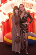 Nicola Roberts At The Ivy Manchester Roof Top Re Launching A Circus Party in Manchester