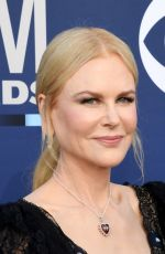Nicole Kidman At 54th Academy Of Country Music Awards in Las Vegas