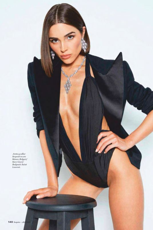 Olivia Culpo - Esquire (Mexico) - April 2019
