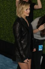 Olivia Holt Arrives at the We Day event outside The Forum in Los Angeles
