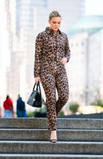 Olivia Holt Wearing Miaou in Tribeca in NYC