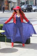 Phoebe Price Heats up Beverly Hills