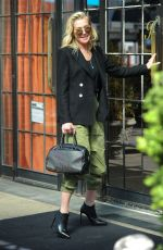 Portia de Rossi As she arrives at The Bowery Hotel in NYC
