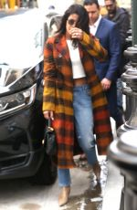 Priyanka Chopra Steps out with wet hair and gets into her SUV in NYC