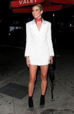 Rachel McCord Outside No Name in Los Angeles