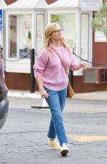 Reese Witherspoon Out in Brentwood