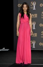 Regina Hall At 50th NAACP Image Awards Press Room in Hollywood