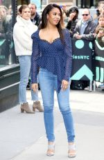Regina Hall At the BUILD Series in New York
