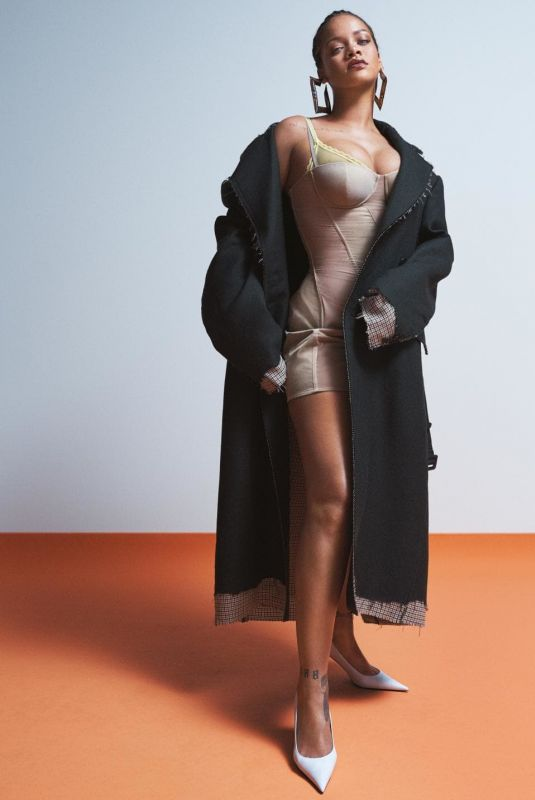 Rihanna - Vogue Australia, May 2019