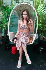 Riley Keough At Revolve Party, Coachella Valley Music and Arts Festival, Weekend 1, Day 2, La Quinta