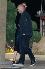 Rosie Huntington-Whiteley At Nobu in Malibu