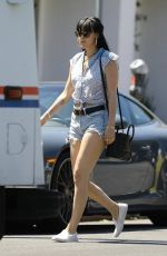 Rumer Willis Out in West Hollywood